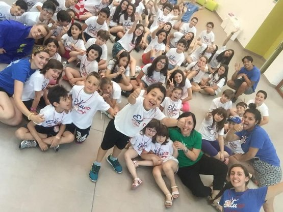 Educo English Summer Camp