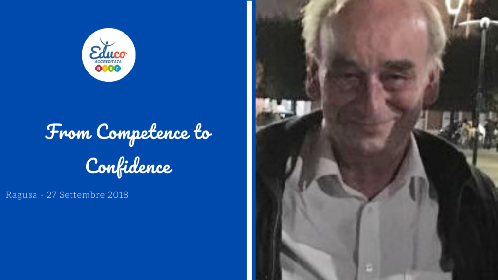 convegno from competence to confidence