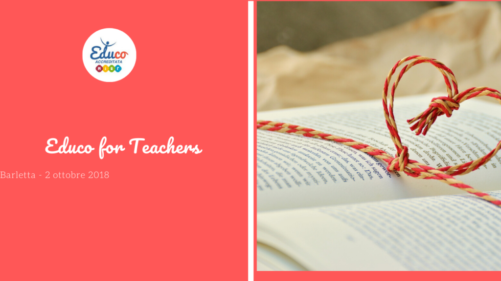 Convegni Educo For Teachers - Barletta