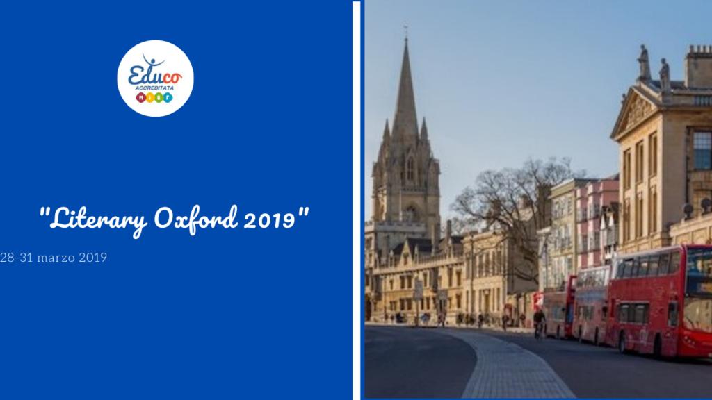 literary oxford 2019