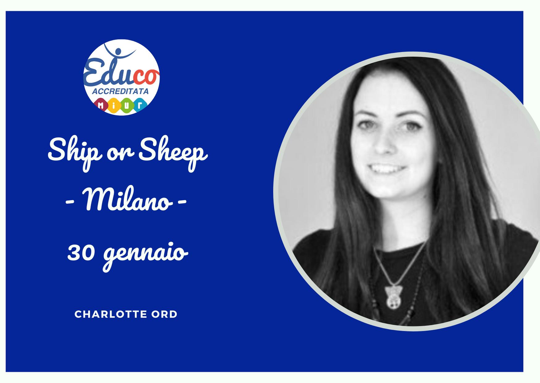 ship or sheep pronuncia milano