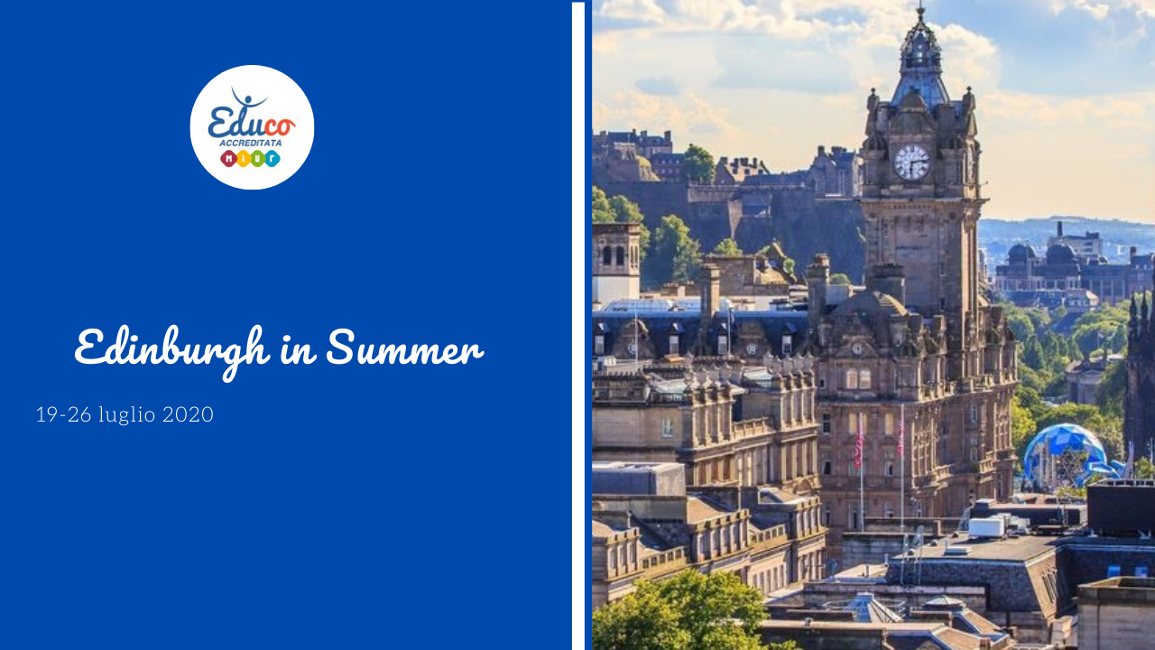 edinburgh in summer