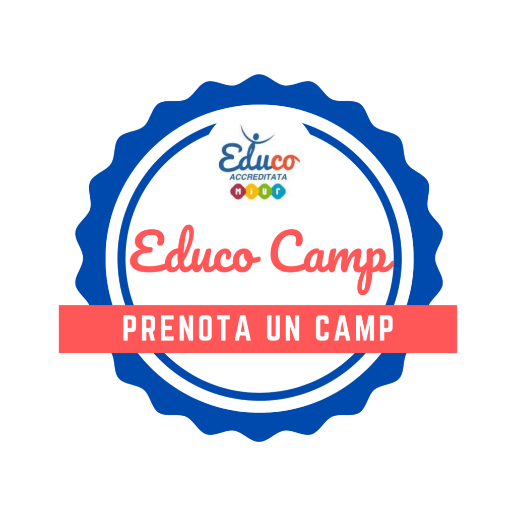 educo camp logo prenota