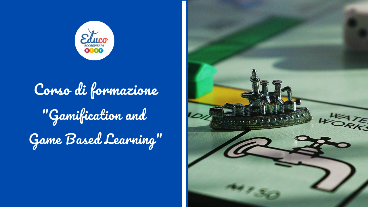 corso di formazione gamification and game based learning educo