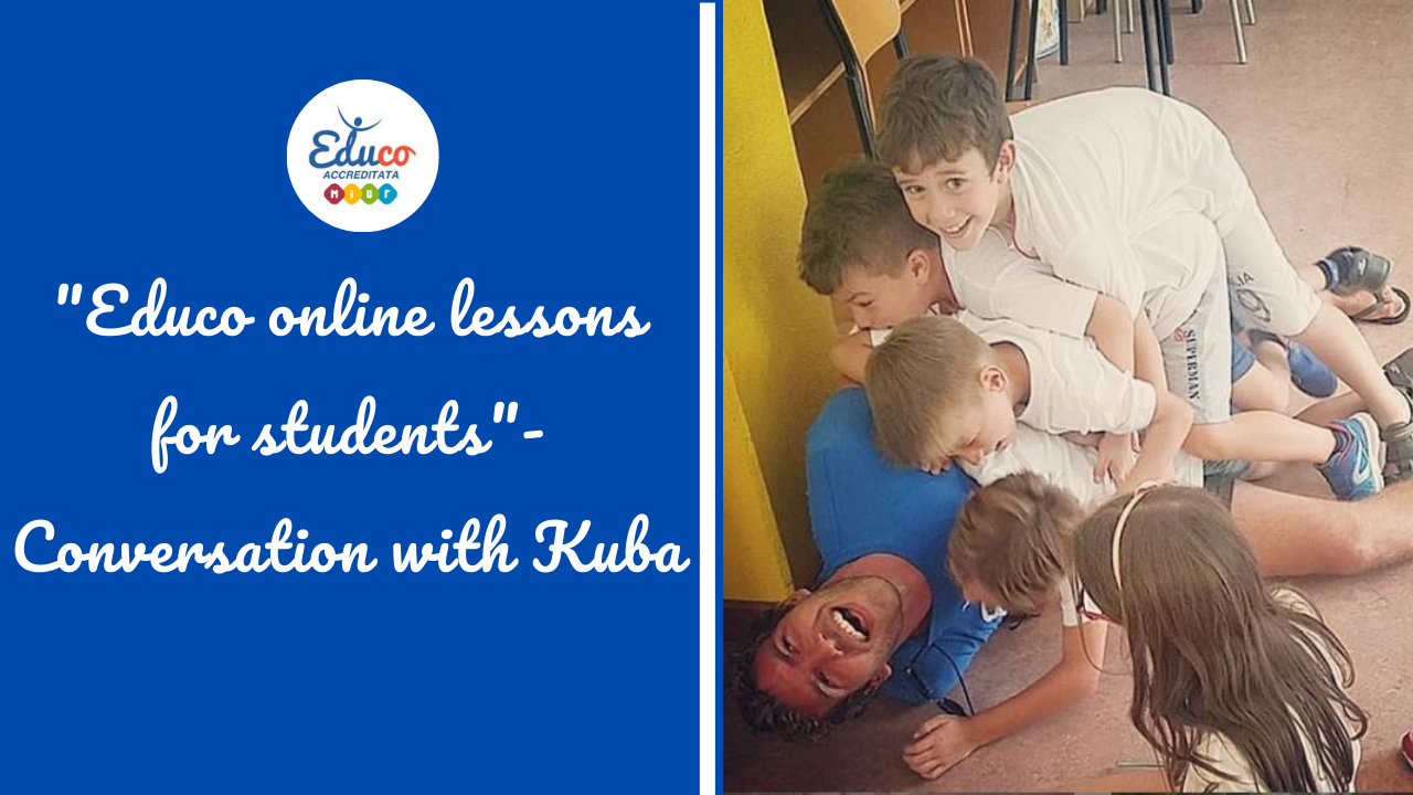 educo online lessons, lezioni per studenti