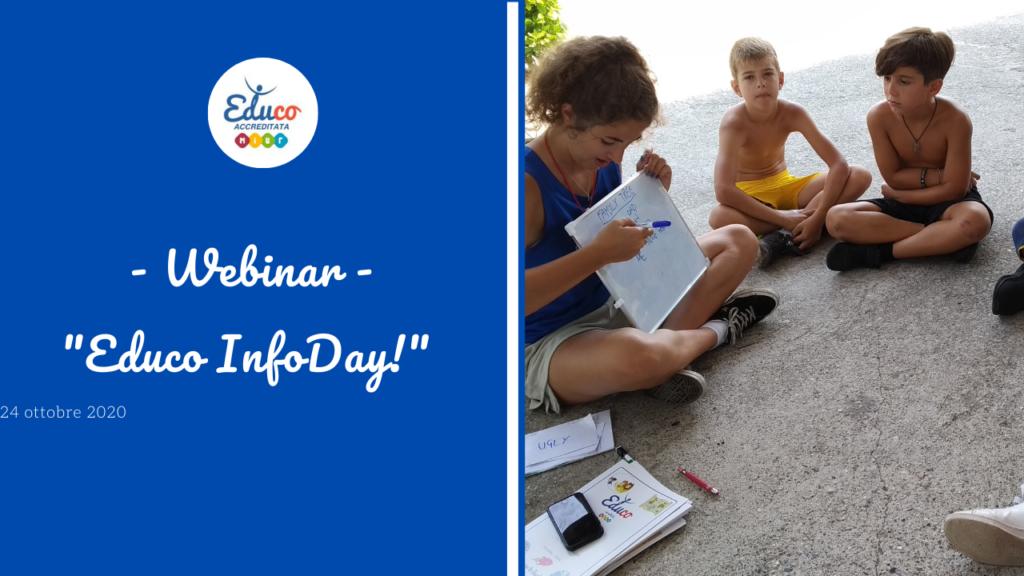 Webinar Educo Info Day