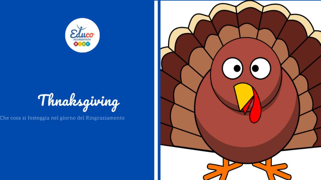 thanksgiving il giorno del ringraziamento