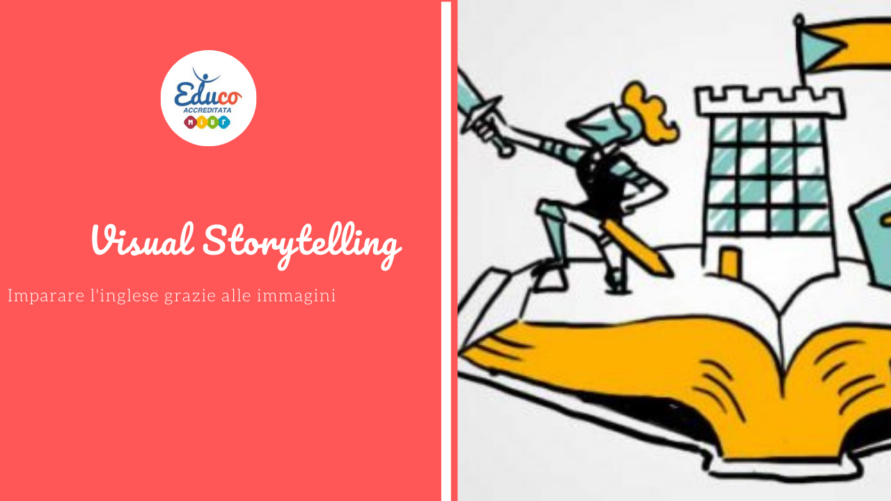 Visual Storytelling, lo storytelling per immagini