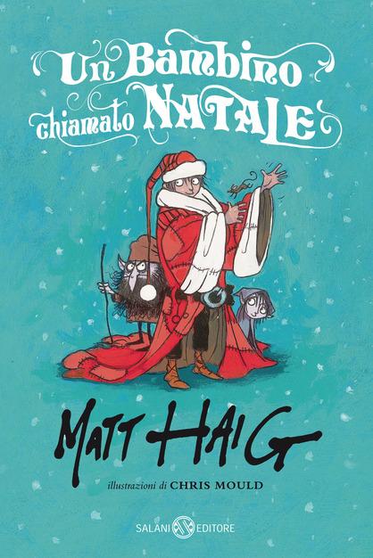 5 libri di natale un bambino chiamato Natale