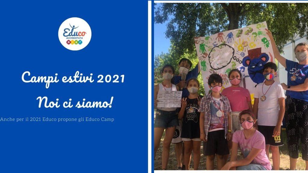 campi estivi in inglese nel 2021 la nostra proposta