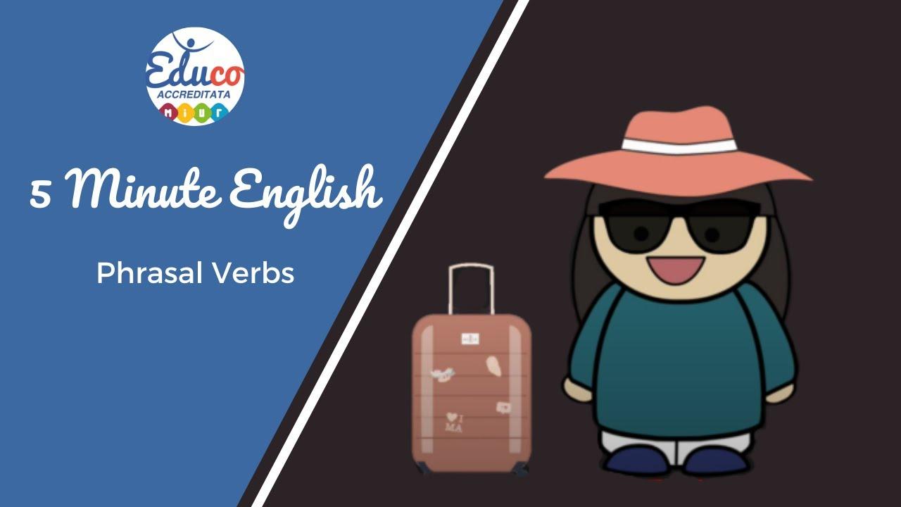 Phrasal verbs verbi frasali inglesi