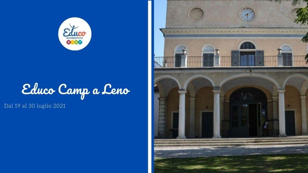 educo camp a Leno in provincia di Brescia