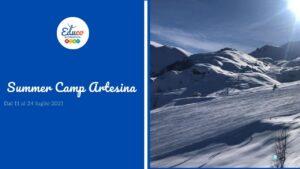 educo summer camp ad Artesina, Fabrosa Sottana