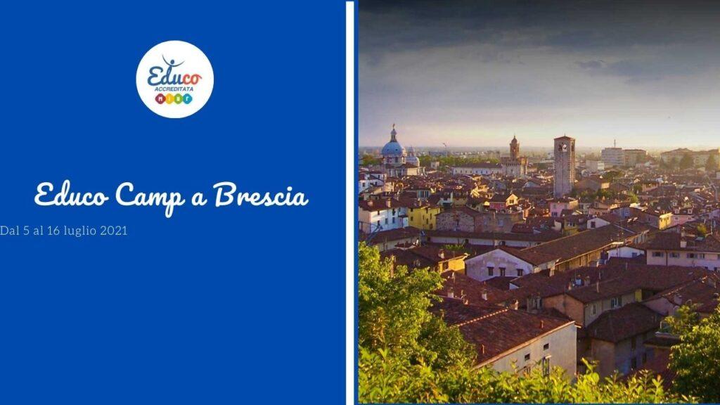 educ o camp a Brescia in Lombardia