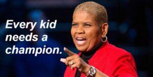 every kid needs a champio rita pierson