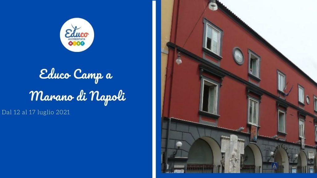 Educo Camp a Marano di Napoli (NA)