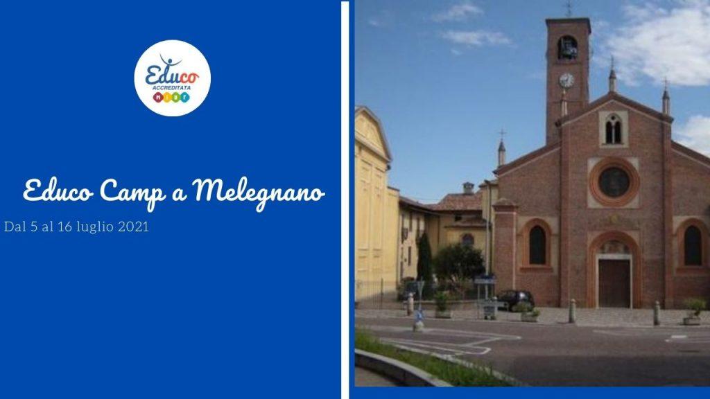 Educo Camp a Melegnano, Milano