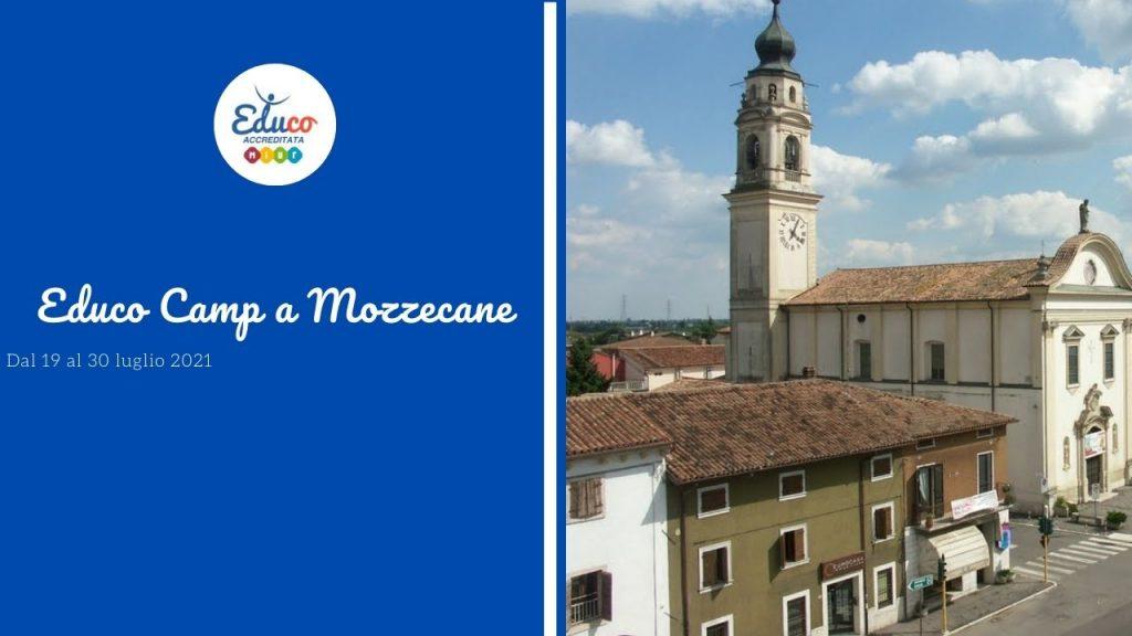Educo Camp a Mozzecane, Verona