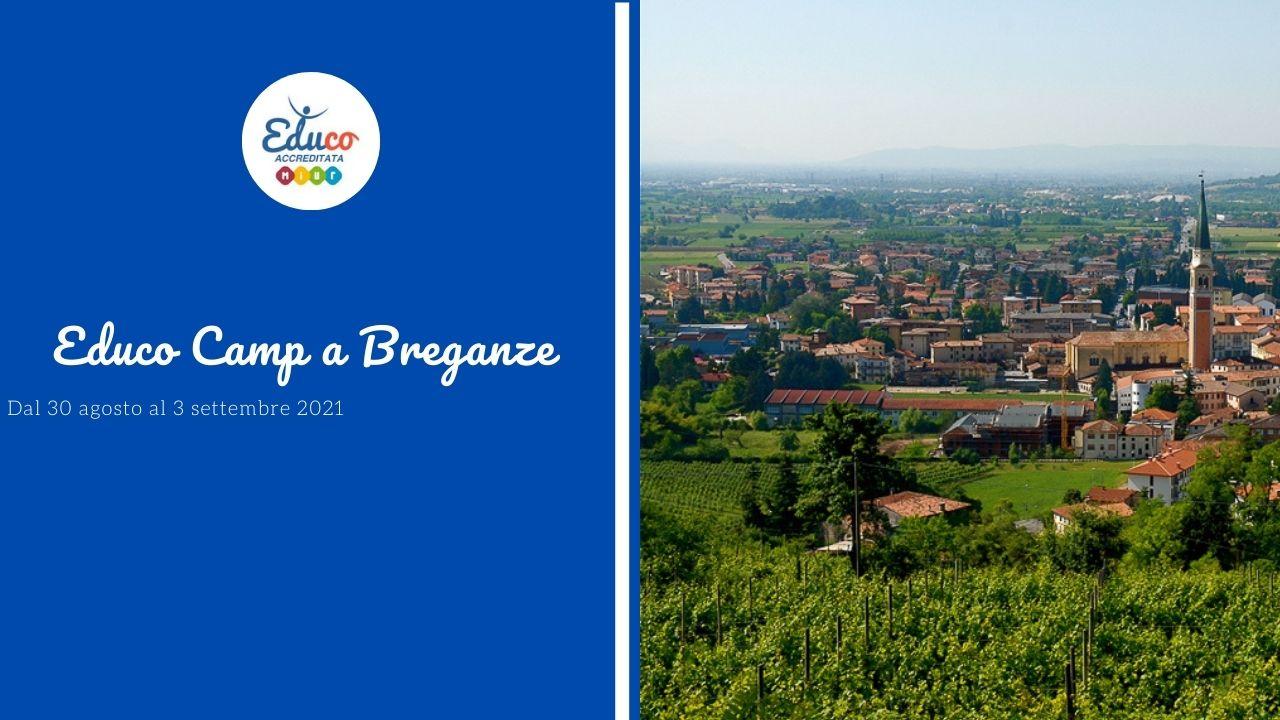 Educo camp a Breganze, Vicenza