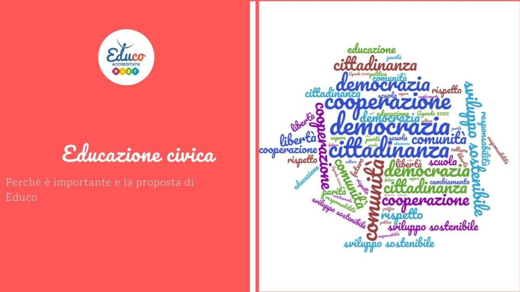 educazione civica in aula caratteristiche