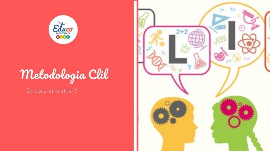 La metodologia CLIl cos'è e perchè si fa a scuola