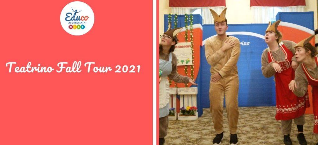 Fall tour 2021